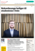 Rekordmange boliger til studentene i Oslo
