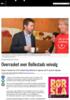 Rogalandskonferansen: Overrasket over Bollestads veivalg