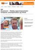 Russland: - Modig opposisjonsleder fortjener anerkjennelse og frihet