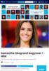 Samantha Skogrand begynner i NRK