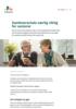 Samboeravtale særlig viktig for seniorer