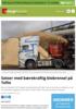 Satser med bærekraftig biobrensel på Tofte