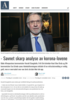- Savnet skarp analyse av korona-lovene