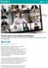 Scandic sørger for mat til digitale møtedeltagere
