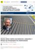 Scatec Solar-sjefen om batterier, solparker i Norge og overgangen fra oljebransjen