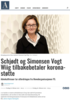 Schjødt og Simonsen Vogt Wiig tilbakebetaler korona-støtte