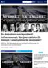 Se debatten om åpenhet i helsevesenet: Bør journalister få innsyn i anonymiserte journaler?