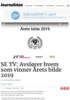 SE TV: Avslører hvem som vinner Årets bilde 2019