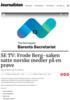 SE TV: Frode Berg-saken satte norske medier på en prøve