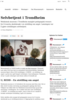 Selvbetjent i Trondheim