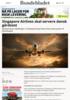 Singapore Airlines skal servere dansk gårdsost