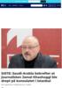 SISTE: Saudi-Arabia bekrefter at journalisten Jamal Khashoggi ble drept på konsulatet i Istanbul