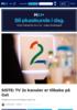 SISTE: TV 2s kanaler er tilbake på Get
