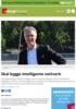 Skal bygge intelligente nettverk