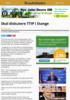 Skal diskutere TTIP i Stange