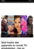 Skal hedre det ypperste av norsk TV-produksjon - her er de nominerte til Fagprisen i Gullruten