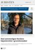 Skal sammenligne Nordens høyesteretter i grunnlovssaker