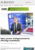 Søker jurister til Klagenemnda for offentlige anskaffelser