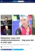 Skiskytter raser mot aviskommentatorer: - Jeg syns det er helt sykt