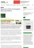 Skog og tre 2020: Artsmangfold, klima og skogbruk