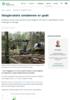 Skogbrukets omdømme er godt