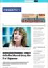 Skulle sendes Drammen - velger å slutte: Nina Johnsrud gir seg etter 31 år i Dagsavisen