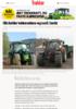 Slik fordeler traktormerkene seg rundt i landet