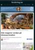 Slik reagerer verden på dinosaurstudien