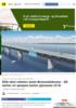 Slik skal roboter male Øresundsbroen - 20 meter av gangen meter gjennom 13 år