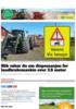 Slik søker du om dispensasjon for landbruksmaskin over 3,5 meter
