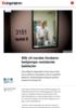 Slik vil norske forskere bekjempe resistente bakterier