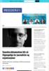 Snowden-dokumentene blir nå tilgjengelige for journalister og organisasjoner