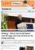 Solberg: - Det er nok en del damer over 60 også, som kan ha bruk for litt kritisk tenkning
