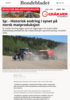Sp: - Historisk endring i synet på norsk matproduksjon