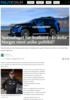 Spesiallaget for Svalbard - Er dette Norges mest unike politibil?