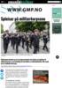 Spleiser på militærkorpsene