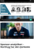 Sponsor-analytiker: - Northug har det sterkeste navnet blant norske idrettsutøvere