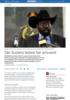 Sør-Sudans ledere har ansvaret