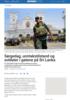Sørgedag, unntakstilstand og soldater i gatene på Sri Lanka