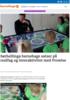 Sørhellinga barnehage satser på realfag og interaktivitet med Prowise
