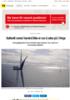 Statkraft mener havvind ikke er noe å satse på i Norge