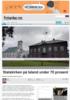 Statskirken på Island under 70 prosent