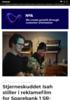 Stjerneskuddet Isah stiller i reklamefilm for Sparebank 1 SR-Bank