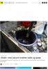 Stokk med vakuum erstatter bøtte og spade ved oljesøl