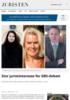 Stor juristinteresse for EØS-debatt