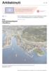 Stor medvirkningsdugnad i Fjordbyen