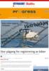 Stor pågang for registrering av båter