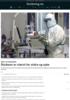 Stor virusstudie: Risikoen er størst for eldre og syke