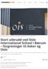 Stort utbrudd ved Oslo International School i Bærum - forgreninger til Asker og Oslo