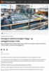 Strengere smittevernregler i bygg- og anleggsbransjen i Oslo